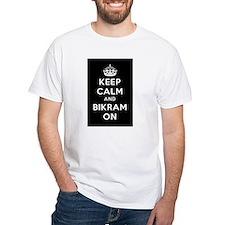 Keep Calm and Bikram On Shirt