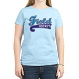 Field Hockey Tail T-Shirt