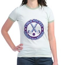 Field Hockey Chicks With Sticks T