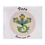 Vata Throw Blanket