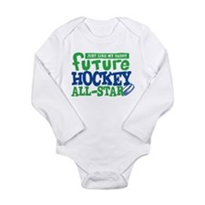 Future Hockey All Star Boy Long Sleeve Infant Body