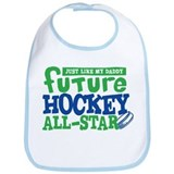 Future Hockey All Star Boy Bib