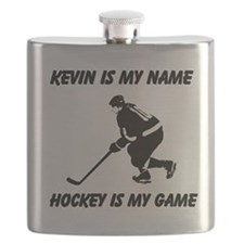 Hockey Is My Game Flask