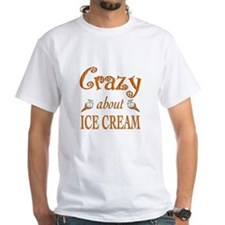 Crazy About Ice Cream Shirt