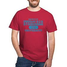 Everclear University Alcohol T-Shirt