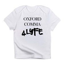 Oxford Comma For Life - Thug Infant T-Shirt
