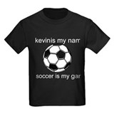Soccer Kids T-shirts (Dark)