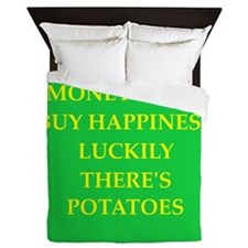 potato Queen Duvet