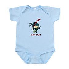 Bacon Ninjas Infant Bodysuit