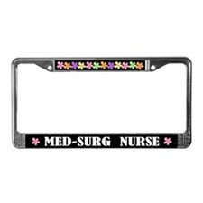 Med-Surg Nurse License Frame Nursing Gift