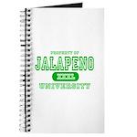 Jalapeno University Pepper Journal