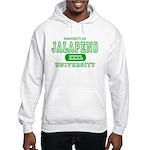 Jalapeno University Pepper Hooded Sweatshirt
