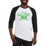 Jalapeno University Pepper Baseball Jersey