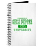 Chili Pepper University Journal