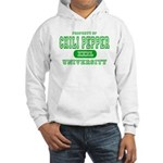 Chili Pepper University Hooded Sweatshirt