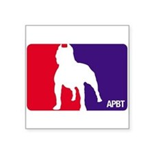 APBT Rectangle Sticker