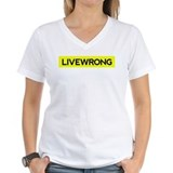 Livewrong Shirt