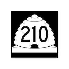 Powder Highway - Utah 210 Alta Snowbird Square Sti