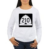 Powder Highway - Utah 210 Alta Snowbird T-Shirt