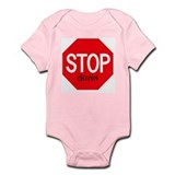 Stop Quinn Infant Bodysuit