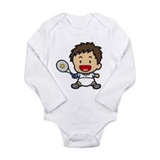 Baby Boy Tennis Player Baby Outfits