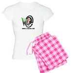 Station Logo Women's Light Pajamas