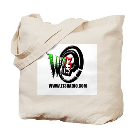 Station Logo Tote Bag