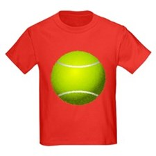 Fuzzy Tennis Ball T