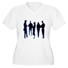 Business people - T-Shirt