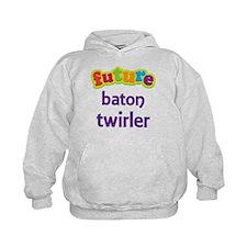 Future Baton Twirler Hoodie