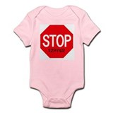 Stop Xzavier Infant Bodysuit