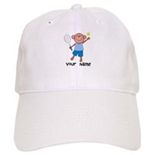 Personalized Tennis Monkey Cap