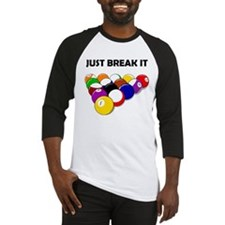 Just Break It Baseball Jersey