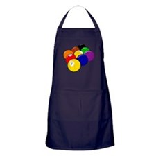 Nine Ball Rack Apron (dark)