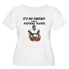I Am A Football Player T-Shirt