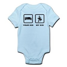 Snare Drummer Infant Bodysuit