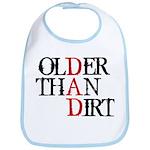 Dad - Older Than Dirt Bib