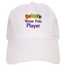 Future Water Polo Player Baseball Cap