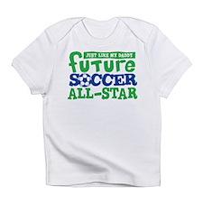 Future Soccer All Star Boy Infant T-Shirt