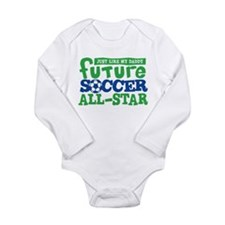 Future Soccer All Star Boy Long Sleeve Infant Body