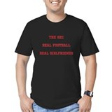 THE SEC REAL FOOTBALL REAL GIRLFRIENDS T