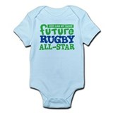 Future Rugby All Star Boy Infant Bodysuit