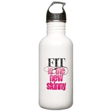 Fit is the New Skinny Water Bottle