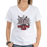 Rugby Dont Have To Be Crazy Shirt