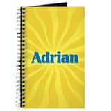 Adrian Sunburst Journal