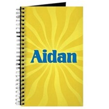 Aidan Sunburst Journal