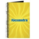 Alexandra Sunburst Journal