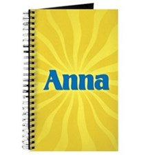 Anna Sunburst Journal