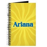Ariana Sunburst Journal