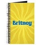 Britney Sunburst Journal